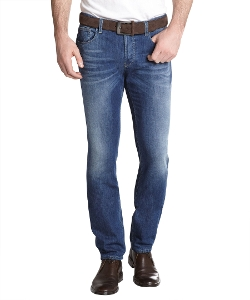 Gucci - Medium Wash Skinny Straight Leg Jeans