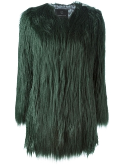 Unreal Fur   - Faux Fox Fur Jacket