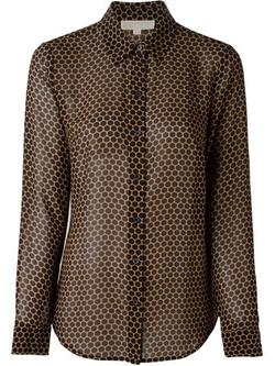 Michael Michael Kors - Polka Dot Shirt