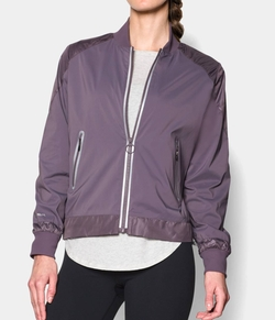 Under Armour - Sporty Bomber Jacket