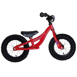Kiddimoto  - KMX-Pro Red Aluminum Range Bike