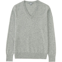 Uniqlo - Women Cashmere V-Neck Sweater