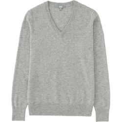Uniqlo - Women Cashmere V-Neck Sweater