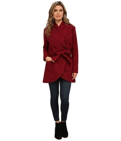 Jack By Bb Dakota - Gitty Melton Wrap Coat