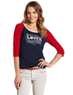 Levi's - Raglan Sleeve T-Shirt