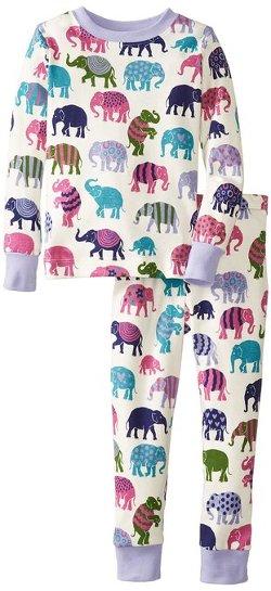 Hatley  - Little Girls Set Pajama