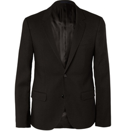 Lanvin   - Slim-Fit Wool Suit Jacket