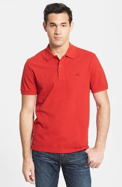 Lacoste - Garment Dyed Piqué Polo