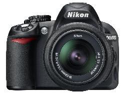 Nikon  - D3100 14.2MP Digital SLR Camera