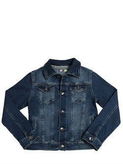 MSGM - Stretch Cotton Denim Jacket