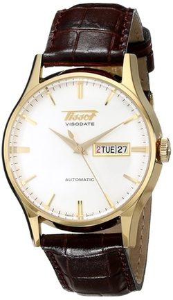 Tissot  - Visodate Stainless Steel Watch