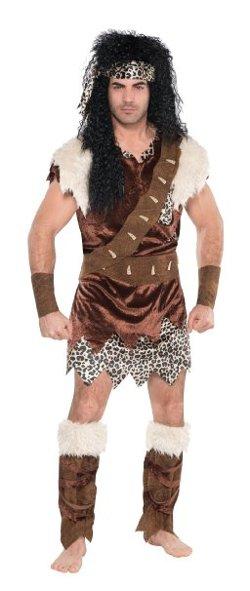 Amscan - Neanderthal Adult Costume