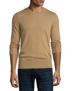 Burberry Brit  - Cashmere-Cotton Sweater
