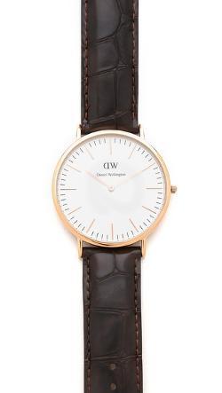 Daniel Wellington  - York 40mm Watch