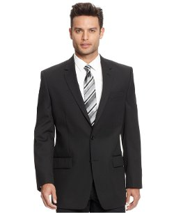 Alfani - Black Sports Jacket