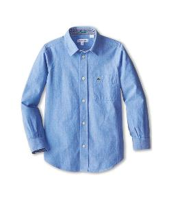 Lacoste Kids  - L/S Oxford Shirt
