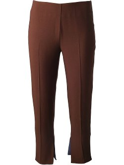 Jo No Fui - Cropped Trouser
