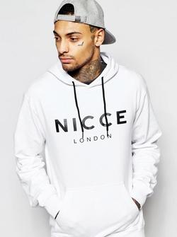 Nicce London - Logo Hoodie