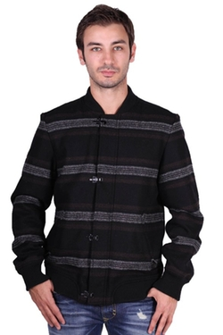 Diesel  - Striped Wihaia Knit Jacket