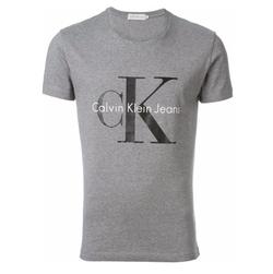 Calvin Klein Jeans   - Logo Print T-Shirt