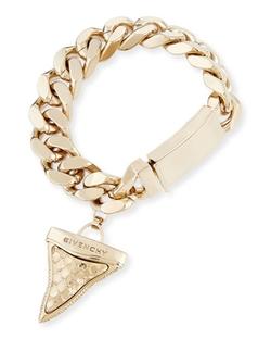 Givenchy - Textured Shark Tooth Bracelet