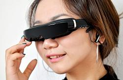 Ice Electronics - 3D Virtual Screen Video Glasses