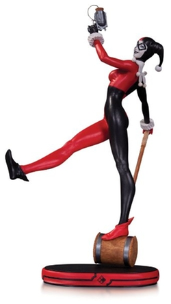 DC Collectibles  - DC Comics Cover Girls: Harley Quinn Statue