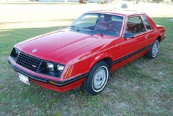 Ford - 1981 Mustang Coupe