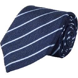 ERMENEGILDO ZEGNA  - Dress-Stripe Neck Tie