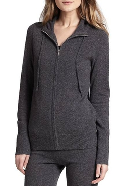 Saks Fifth Avenue Collection  - Cashmere Hoodie