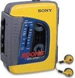 Sony  - WM-FS191 AM/FM Cassette