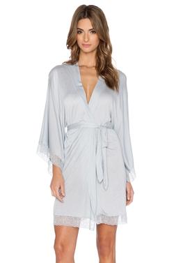 Eberjey - Carina Lace Kimono Robe