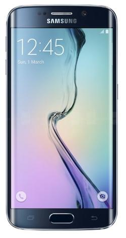 Samsung - Galaxy S6 Edge Phone