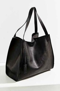 Silence + Noise  - Modern Tote Bag
