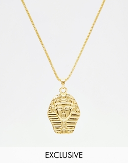 Reclaimed Vintage  - Pharoah Necklace
