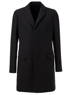 Lanvin - Single Breasted Coat