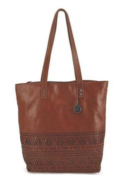 The Sak - Palisade Leather Tote Bag