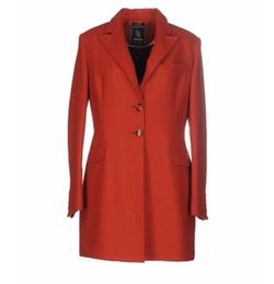 Hanita - Lapel Collar Coat