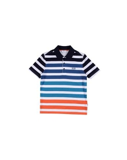 Boss - Stripe Polo Shirt