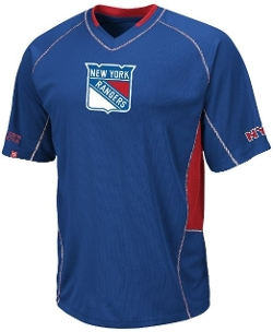 Majestic - New York Rangers T-Shirt