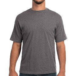 Sierra Trading Post - Cotton Crew T-Shirt - Short Sleeve