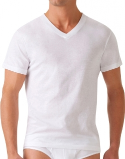 2xist - 3-Pack Essential Range Jersey V-Neck T-Shirt