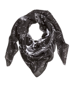 H&M - Patterned Scarf