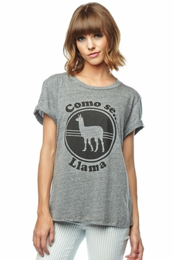 Local Celebrity  -  Como Se Llama Schiffer Tee Shirt
