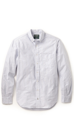 Gitman Vintage  - Striped Oxford Shirt