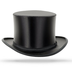 Worth & Worth - Collapsible Top Hat