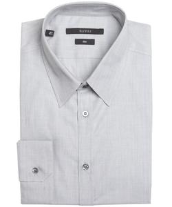 Gucci - Cotton Point Collar Dress Shirt