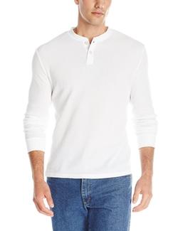 Oxford NY - Waffle Henley Shirt
