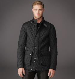 CHESFORD JACKET - In Lightweight Technical Quilt