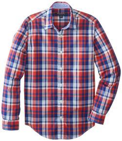 Brooks Brothers - Boys 2-7 Sodalite Multi-Plaid Shirt